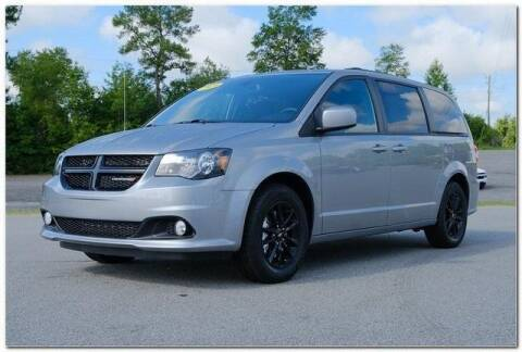 2020 Dodge Grand Caravan for sale at WHITE MOTORS INC in Roanoke Rapids NC