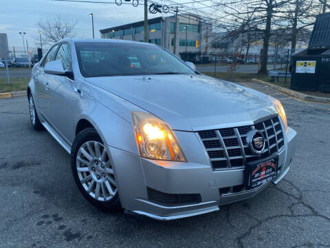 2012 Cadillac CTS for sale at JerseyMotorsInc.com in Teterboro NJ