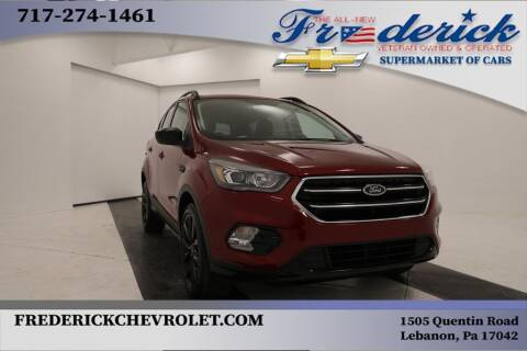 2018 Ford Escape for sale at Lancaster Pre-Owned in Lancaster PA