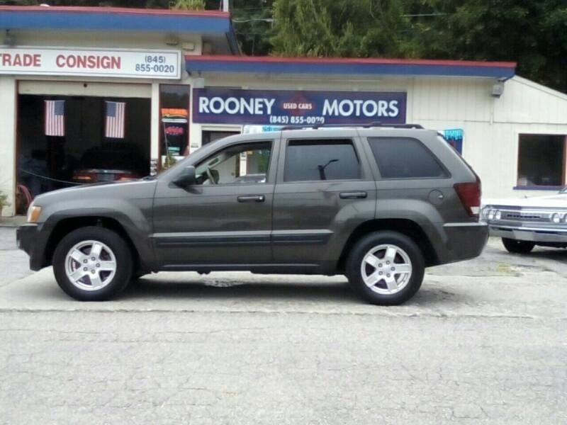 2006 Jeep Grand Cherokee for sale at Rooney Motors in Pawling NY