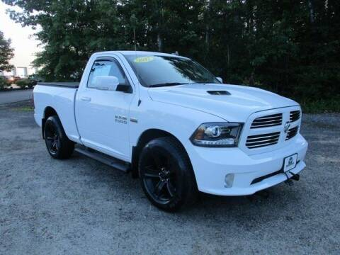 2017 RAM Ram Pickup 1500 for sale at MC FARLAND FORD in Exeter NH