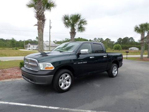 2011 RAM Ram Pickup 1500 for sale at First Choice Auto Inc in Little River SC