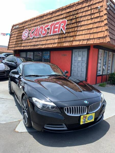 2009 BMW Z4 for sale at CARSTER in Huntington Beach CA