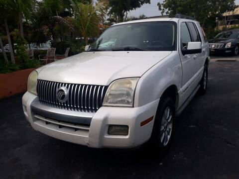 2010 Mercury Mountaineer for sale at LAND & SEA BROKERS INC in Deerfield FL