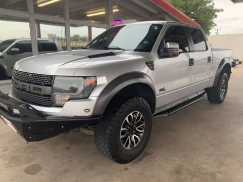 2013 Ford F-150 for sale at KD Motors in Lubbock TX