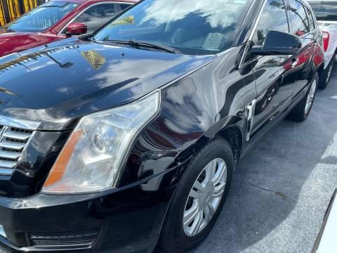 2015 Cadillac SRX for sale at AUTO ALLIANCE LLC in Miami FL