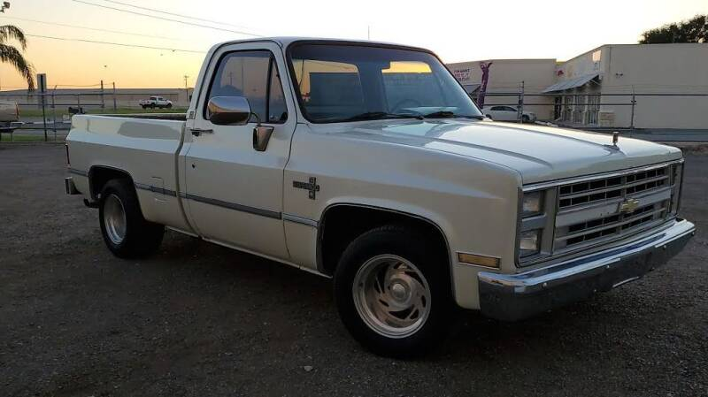 1987 Chevrolet R/V 10 Series for sale at BAC Motors in Weslaco TX