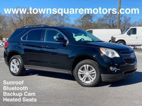 2013 Chevrolet Equinox for sale at Town Square Motors in Lawrenceville GA