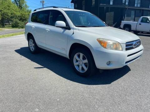 2006 Toyota RAV4 for sale at Broadway Motor Car Inc. in Rensselaer NY