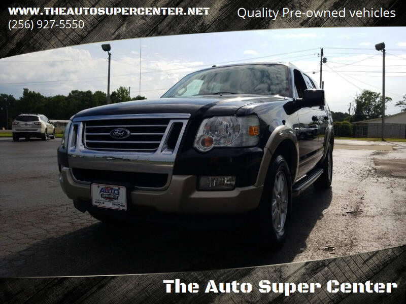 2009 Ford Explorer for sale at The Auto Super Center in Centre AL