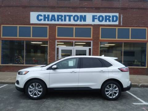 2020 Ford Edge for sale at Chariton Ford in Chariton IA