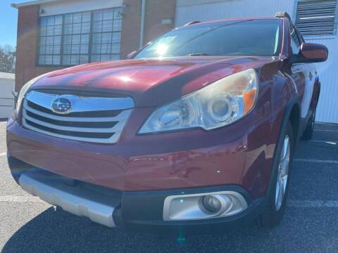 2011 Subaru Outback for sale at Atlanta's Best Auto Brokers in Marietta GA