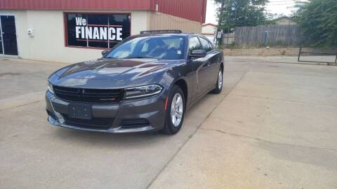 2021 Dodge Charger for sale at Southwest Sports & Imports in Oklahoma City OK