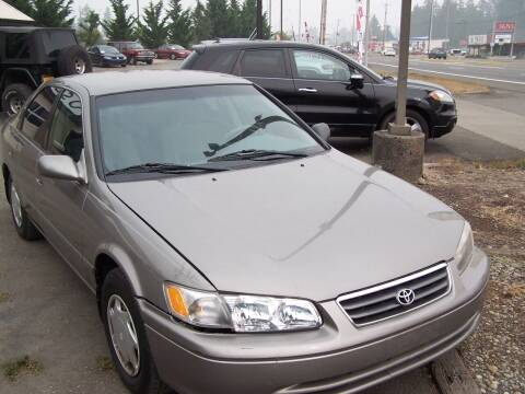 2000 Toyota Camry for sale at M & M Auto Sales LLc in Olympia WA