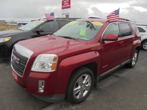 2014 GMC Terrain for sale at Century Auto Sales LLC in Appleton WI
