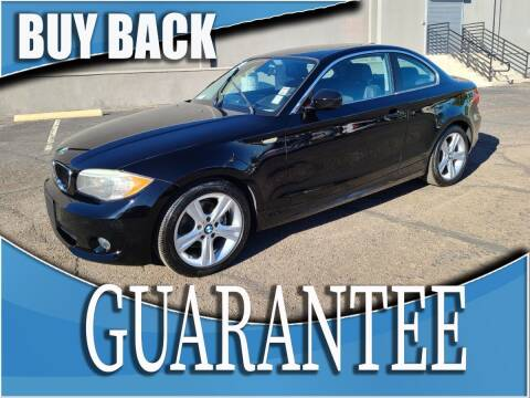 2013 BMW 1 Series for sale at Reliable Auto Sales in Las Vegas NV