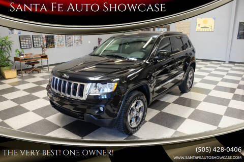 2012 Jeep Grand Cherokee for sale at Santa Fe Auto Showcase in Santa Fe NM