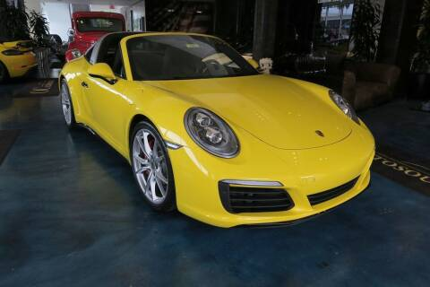2018 Porsche 911 for sale at OC Autosource in Costa Mesa CA