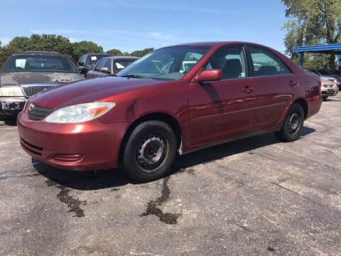 2002 Toyota Camry for sale at Dave-O Motor Co. in Haltom City TX