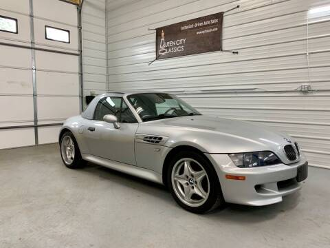 2000 BMW Z3 for sale at Queen City Classics in West Chester OH