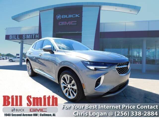 2021 Buick Envision for sale in Cullman, AL