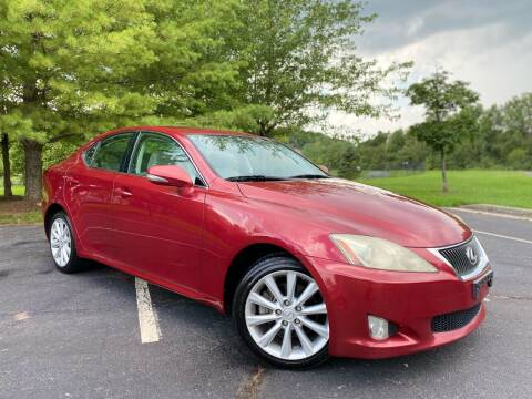2009 Lexus IS 250 for sale at Super Bee Auto in Chantilly VA