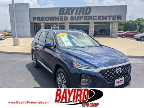 2020 Hyundai Santa Fe for sale at Bayird Truck Center in Paragould AR
