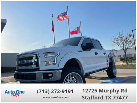 2017 Ford F-150 for sale at Auto One USA in Stafford TX