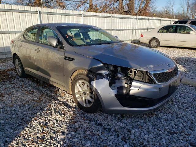 2011 Kia Optima for sale at RAGINS AUTOPLEX in Kennett MO