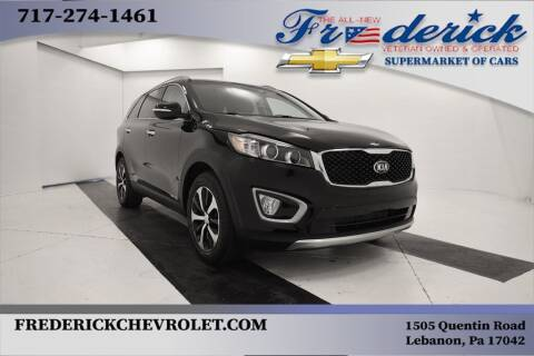 2018 Kia Sorento for sale at Lancaster Pre-Owned in Lancaster PA
