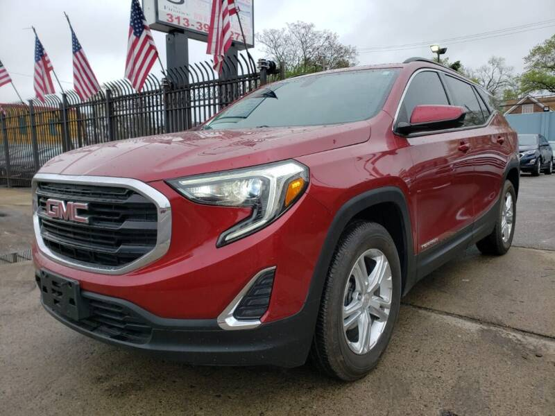 2018 GMC Terrain for sale at Gus's Used Auto Sales in Detroit MI