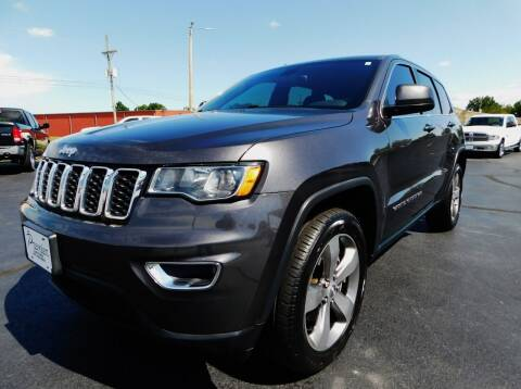 2017 Jeep Grand Cherokee for sale at PREMIER AUTO SALES in Carthage MO