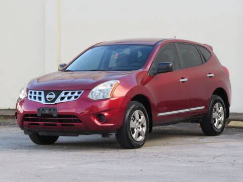 2013 Nissan Rogue for sale at DK Auto Sales in Hollywood FL