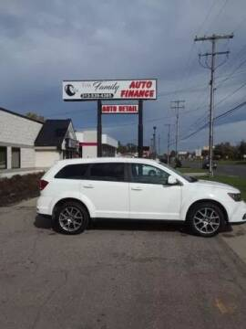 2016 Dodge Journey for sale at The Family Auto Finance in Redford MI