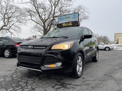 2014 Ford Escape for sale at All Star Auto Sales and Service LLC in Allentown PA