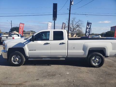 2015 Chevrolet Silverado 2500HD for sale at Progressive Auto Plex in San Antonio TX