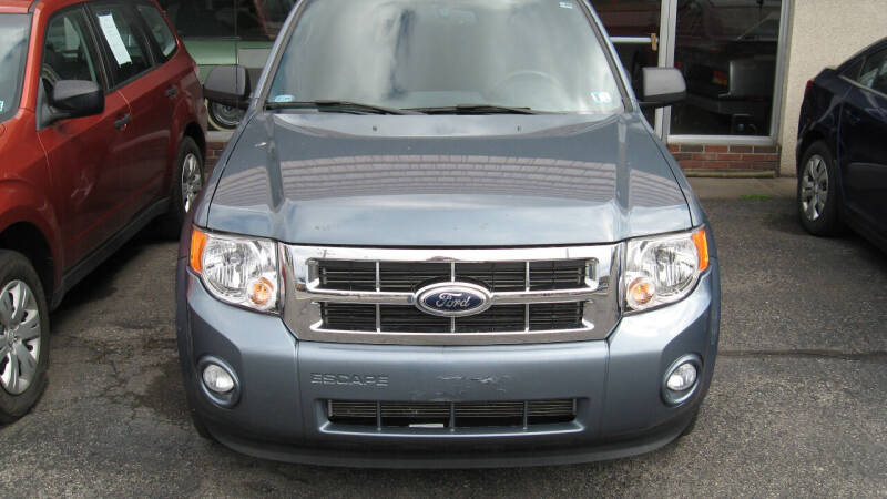 2012 Ford Escape for sale at SHIRN'S in Williamsport PA