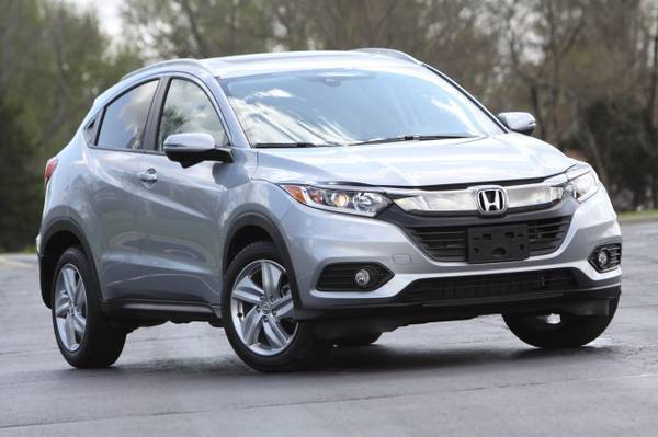 2019 Honda HR-V for sale at MGM Motors LLC in De Soto KS