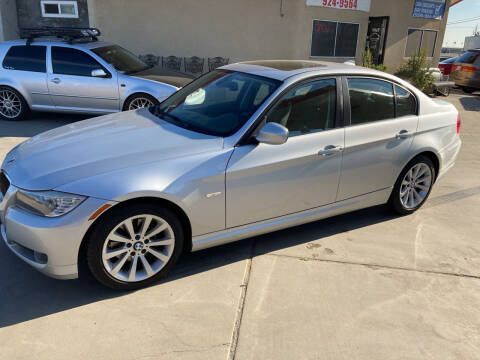 2011 BMW 3 Series for sale at CONTINENTAL AUTO EXCHANGE in Lemoore CA