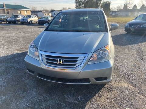 2008 Honda Odyssey for sale at US5 Auto Sales in Shippensburg PA