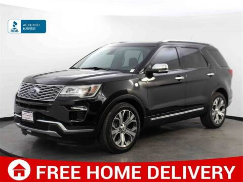 2018 Ford Explorer for sale at Florida Fine Cars - West Palm Beach in West Palm Beach FL