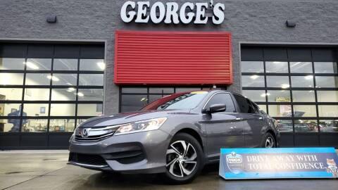2017 Honda Accord for sale at George's Used Cars - Pennsylvania & Allen in Brownstown MI