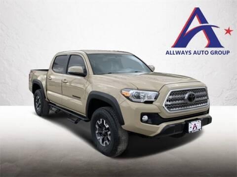 2017 Toyota Tacoma for sale at ATASCOSA CHRYSLER DODGE JEEP RAM in Pleasanton TX
