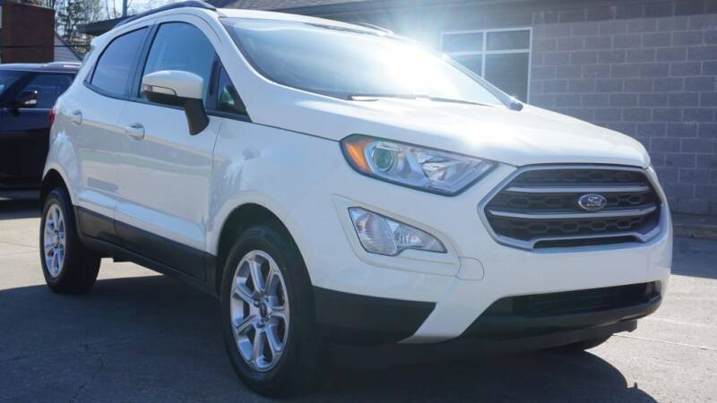 2020 Ford EcoSport for sale at World Auto Net in Cuyahoga Falls OH