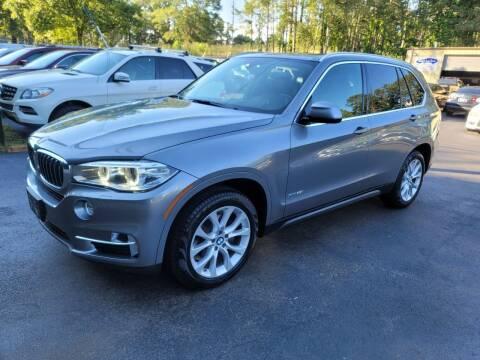 2014 BMW X5 for sale at GEORGIA AUTO DEALER, LLC in Buford GA