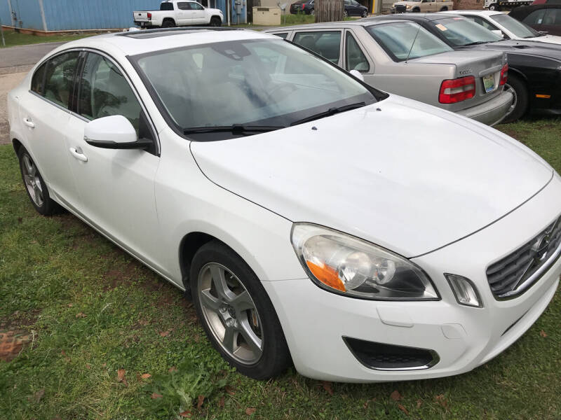 2013 Volvo S60 for sale at Bay City Auto's in Mobile AL