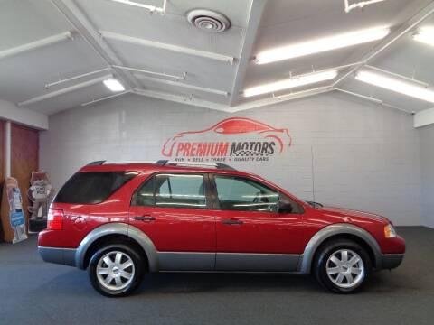 2006 Ford Freestyle for sale at Premium Motors in Villa Park IL