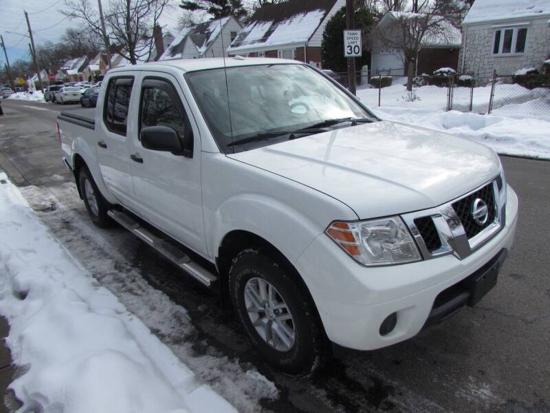 2015 Nissan Frontier for sale at First Choice Automobile in Uniondale NY