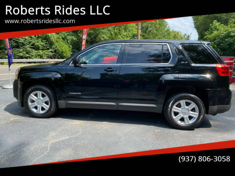 2015 GMC Terrain for sale at Roberts Rides LLC in Franklin OH