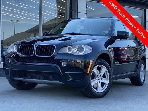 2013 BMW X5 for sale at Carmel Motors in Indianapolis IN